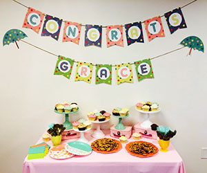 Baby Shower for Evite Mommy-to-Be