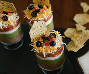 4 Grab-and-Go Individual Snackers