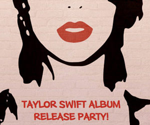 "Throw a Taylor Swift ""1989"" Release Party"