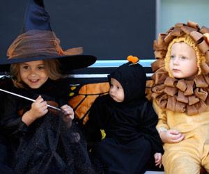 Halloween Carnival for Kids