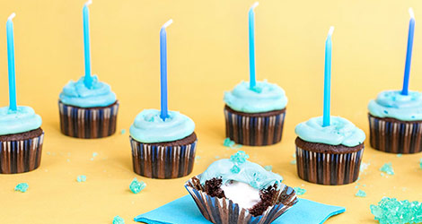 5 New Takes on Birthday Cakes for Kids