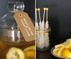 Hard Iced Tea Bar