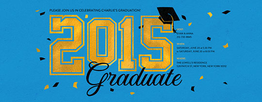 2014, graduate, blue, cap and gown, tassels, graduation, high school, college