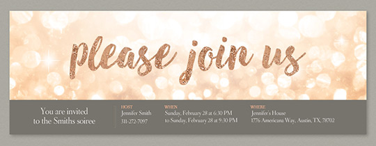 Engagement Dinner Invitation Wording for perfect invitation template