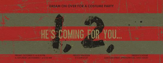 nightmare Invitation