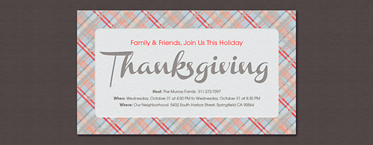 be thankful, give thanks, plaid, tartan, thanks, thanksgiving, thanksgiving dinner, thanksgiving potluck, friendsgiving,