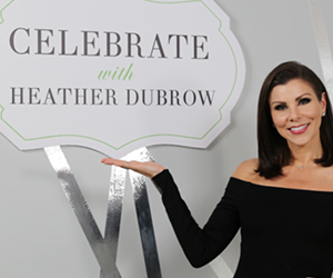 Evite Partners with Celebrity Heather Dubrow