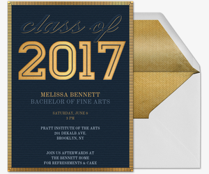 Momentous Occasion 2017 Invitation