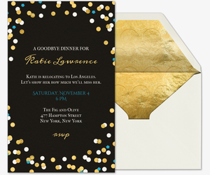 Family Gathering Invitations as perfect invitation template
