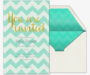 A Little Sassy Invitation