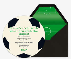 Soccer free online invitations kick it invitation filmwisefo Image collections