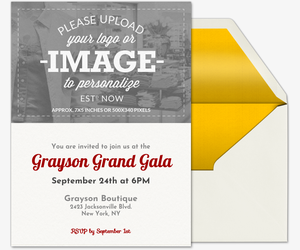 Custom Design Your Own Free Invitations Evite