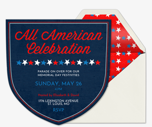 memorial invitations templates