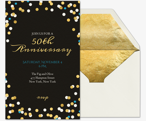 Free online wedding anniversary invitation wrsvp tracker evite be our guest invitation stopboris Gallery