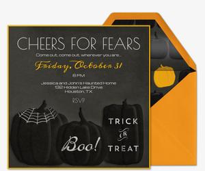 Online Halloween Costume Party Invitations Evitecom