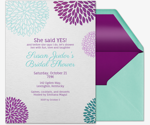 Mums Invitations Invitation
