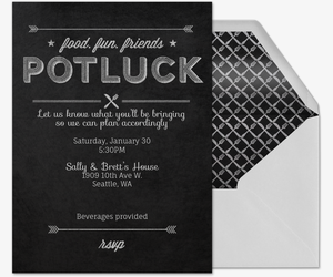 Free potluck invitations evite potluck invitation thecheapjerseys Image collections