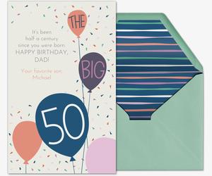 Premium Birthday Cards