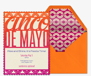 free cinco de mayo party invitations evite