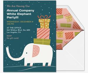 Free Gift Exchange Online Invitations | Evite.com