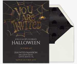 free online halloween costume party invitations evite com