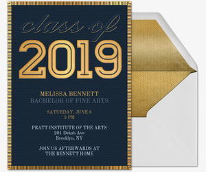 Momentous Occasion 2019 Invitation