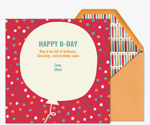 Kids Birthday Cards Free Online Invitations