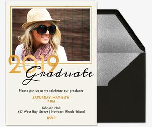Graduation Free Online Invitations