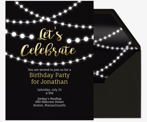 Free Birthday Party Invitations for Him | Evite