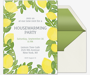 Free Housewarming Party Invitations | Evite