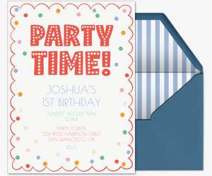 Image result for Children Birthday Invitations ideas