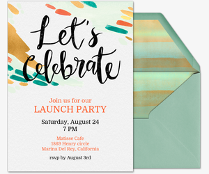 Free Corporate & Professional Event Invitations | Evite
