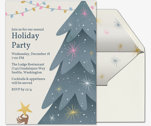 Free Online Christmas Invitations | Evite
