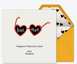 Bae Mine Card