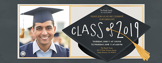 8f164193090 Free Graduation Party Invitations