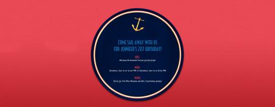 Anchor Invitation