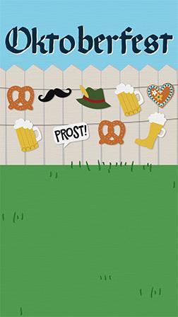Free Oktoberfest Digital Invitations