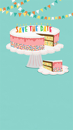 Free Birthday Party Save the Date Invitations | Evite