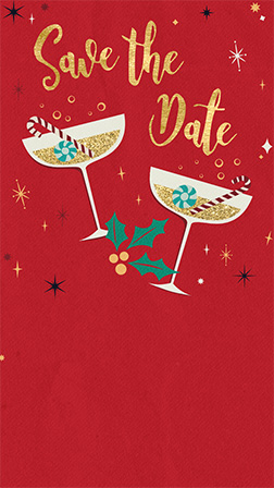 Christmas Party Save The Date Cards.Free Save The Date Invitations And Cards Evite
