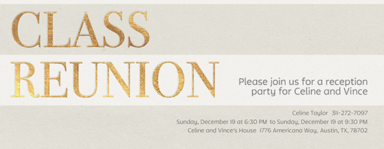 Free Reunion Invitations Class Family Reunion Invitations Evite