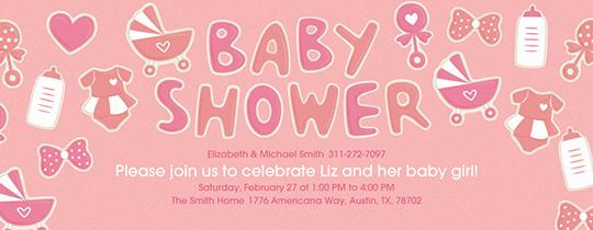 Free Baby Shower Invitations | Evite