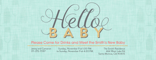 Free Sip And See Invitations Evite