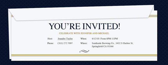 Invitation Card Invitation