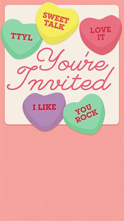 Free Valentine S Day Online Invitations Evite
