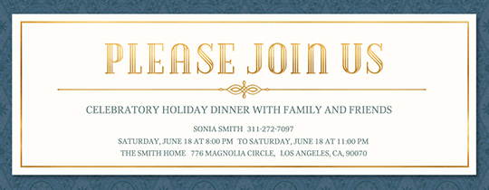 Wedding Welcome Dinner Invitation Wording: Free Corporate & Professional Event Invitations