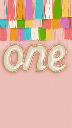 Free Baby S First Birthday Invitations Evite