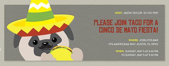 74316c254a18 Free Cinco de Mayo Party Invitations