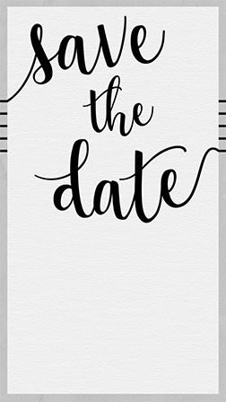 Free Save The Date Invitations And Cards Evite