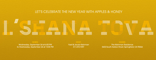 Shanatova Invitation