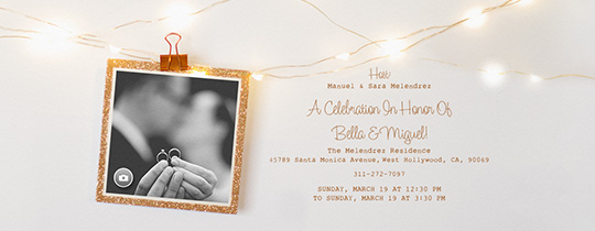 Free Wedding Anniversary Online Invitations Evite